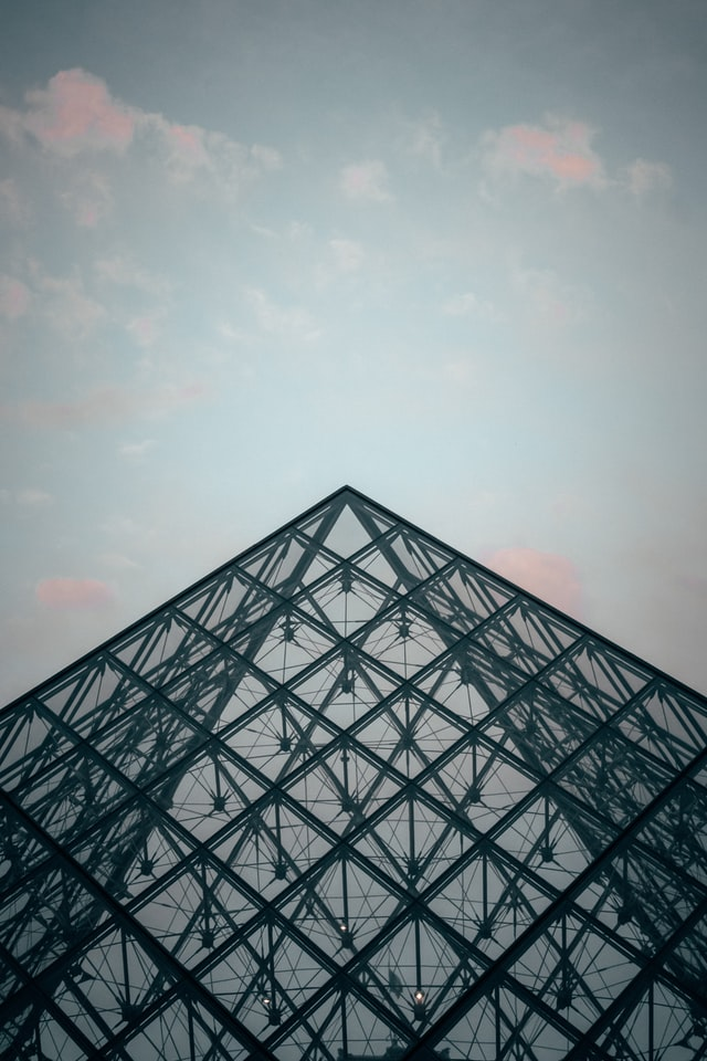 Louvre Roof