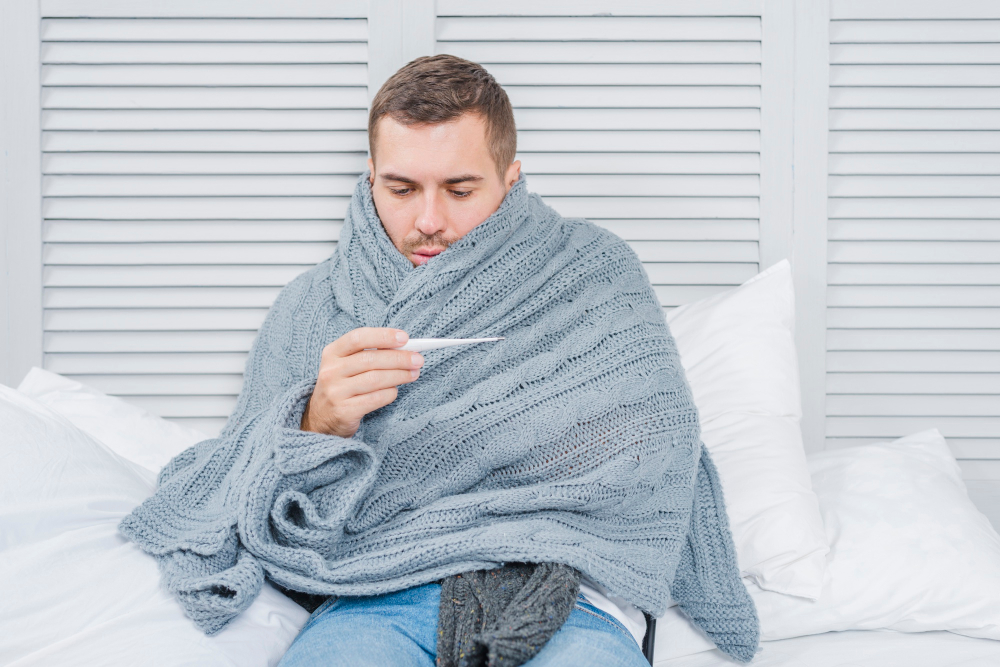 Typhoid Fever: Causes, Symptoms and Treatment