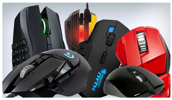 Gaming Mouse v/s Ordinary Mouse