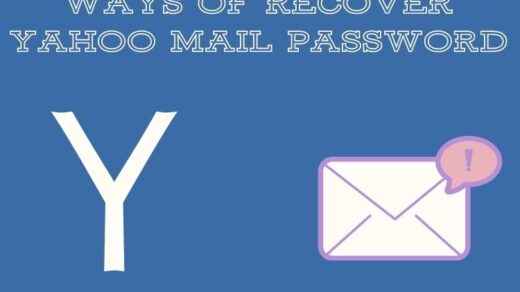 Ways of Recover Yahoo Mail Password
