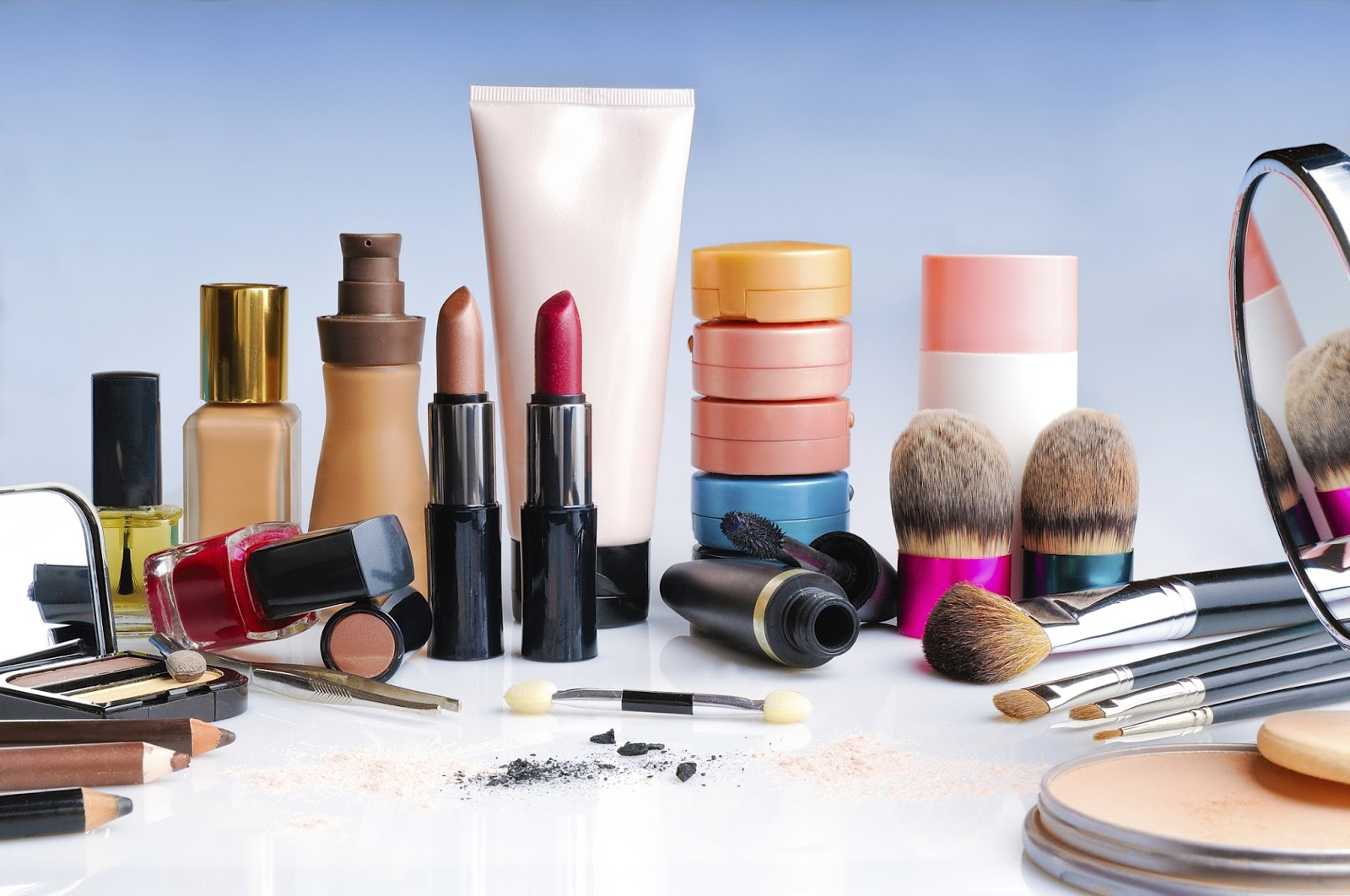 cosmetic production
