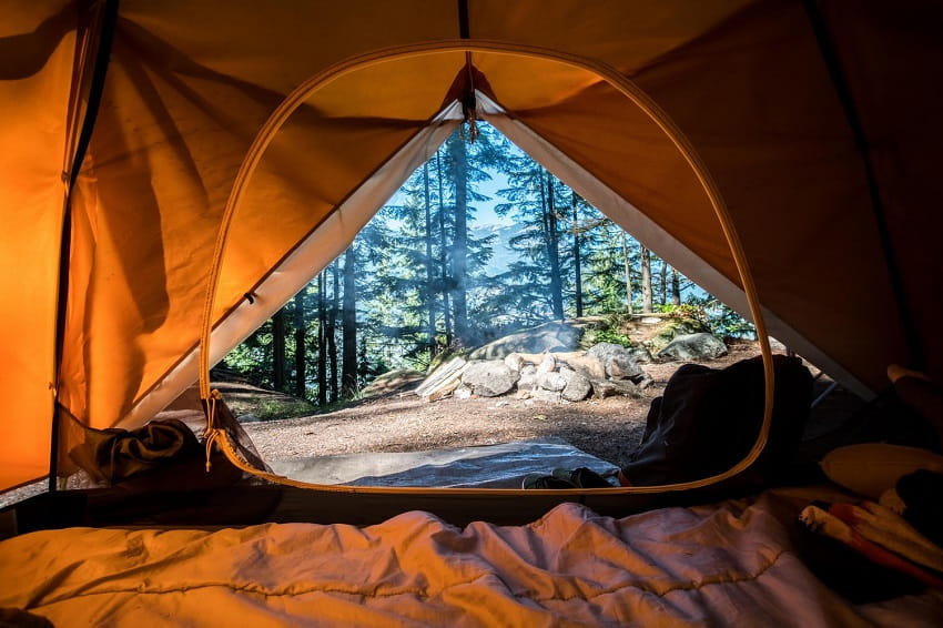 Tips To Remember For Sleeping In A Tent While Camping