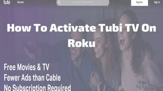 Activate Tubi TV On Roku