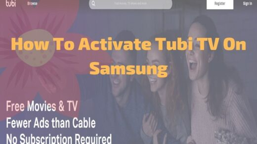 How To Activate Tubi TV On Samsung